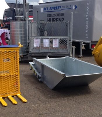 Kraancontainer type B 1000ltr HD